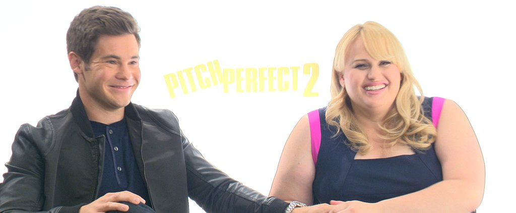 Pitch Perfect 2's Rebel Wilson and Adam DeVine on Fat Amy and Bumper's Sexual Chemistry