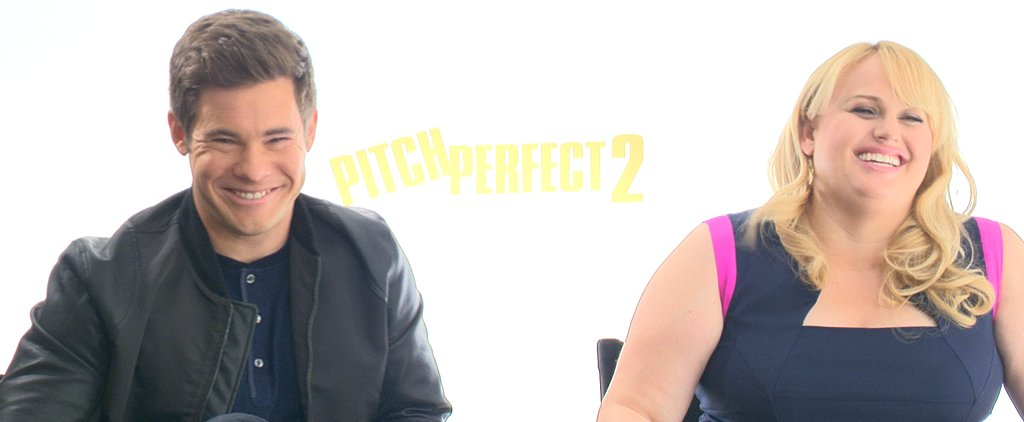 Watch the Pitch Perfect 2 Cast Sing the Songs That Remind Them of Their First Love