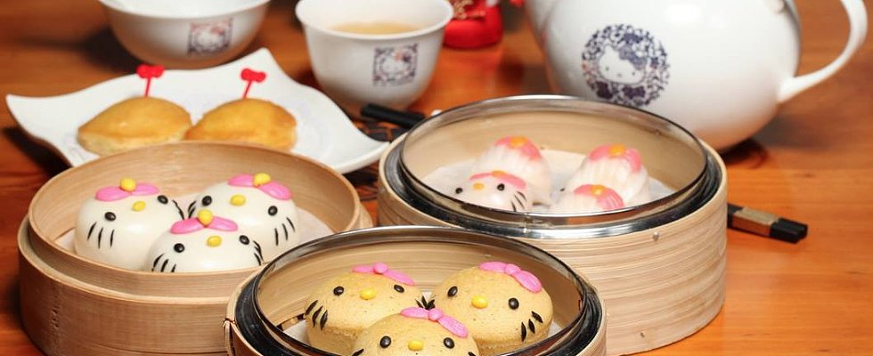 An Adorable Hello Kitty Restaurant Is Opening This Summer (!!)