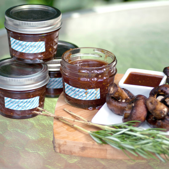 Rosemary-Fib Barbecue Sauce
