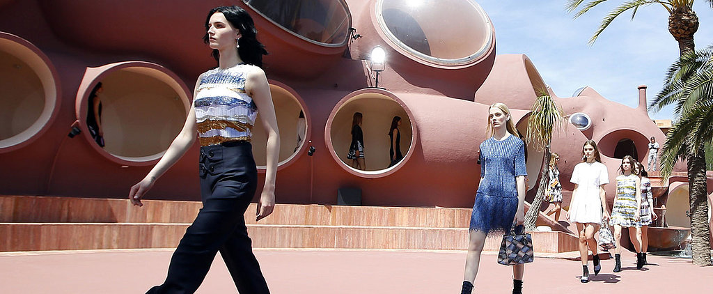 All the Can't-Miss Moments From Dior's Cruise Collection Runway