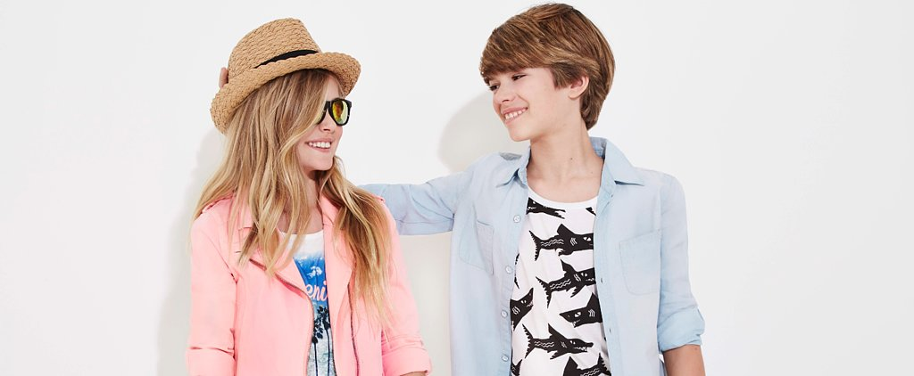POPSUGAR Shout Out: You'll Be Impressed With Forever 21's Kids' Line