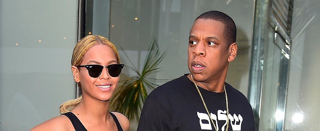 Let Beyoncé and Jay Z Show You How to Make a Statement