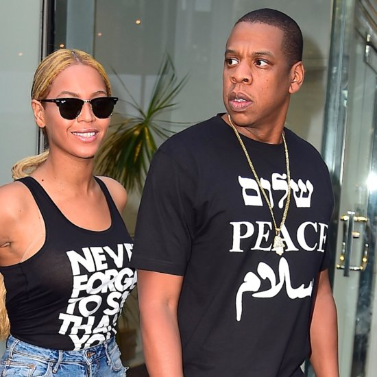 Beyonce and Jay Z Statement T-Shirts
