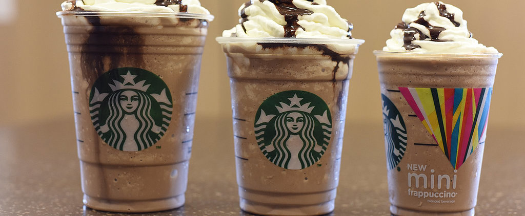 How Many Calories in a Starbucks Mini Frappuccino?