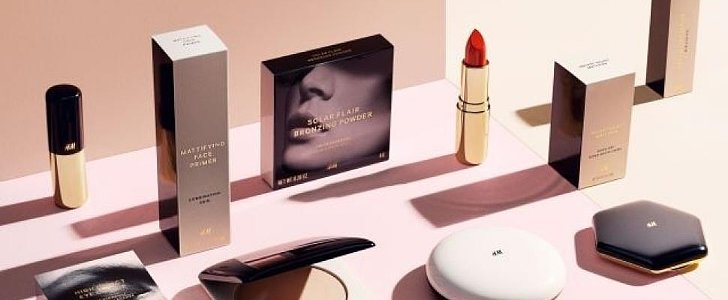 Beauty Junkies on a Budget Will Flip Over H&M's New Line
