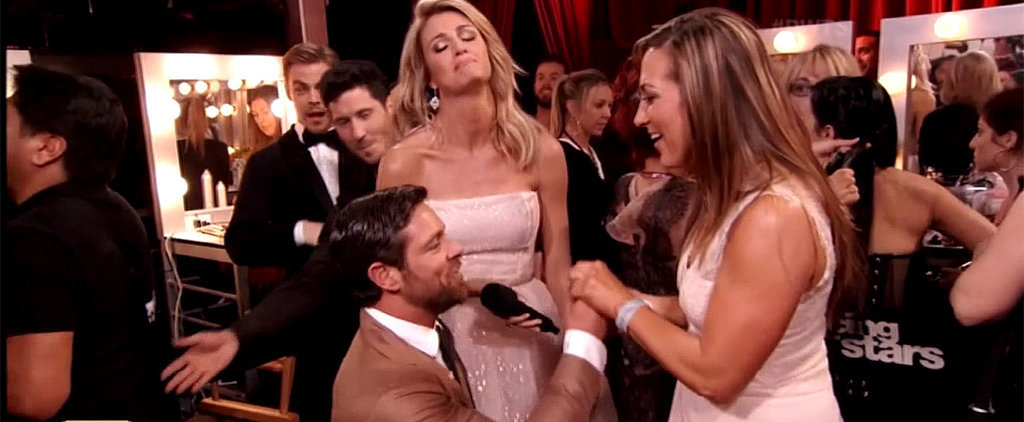 Watch Noah Galloway Propose to His Girlfriend on DWTS!