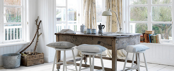 Warm Up Your Room With a Farmhouse Find