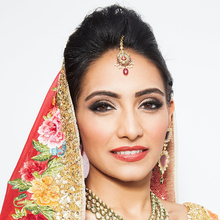 Indian Wedding Makeup DIY POPSUGAR Beauty