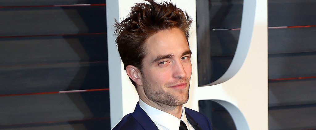 The 29 Times Robert Pattinson Smiled and We All Swooned