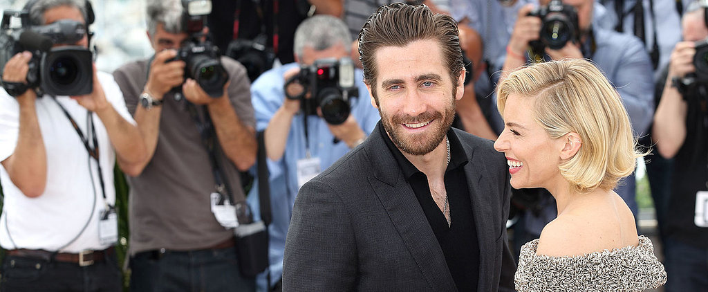 Jake Gyllenhaal and Sienna Miller Kick Off Cannes With a Picture-Perfect Event