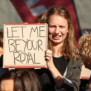 The Most Hilarious Signs People Have Made For Prince Harry