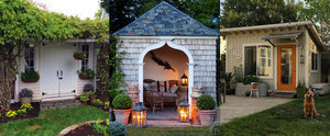 "These Supercute ""She Sheds"" Are Redefining Backyard Bliss"