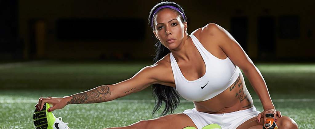 The Surprising Way 1 Soccer Star Mentally Preps For a Tough Workout