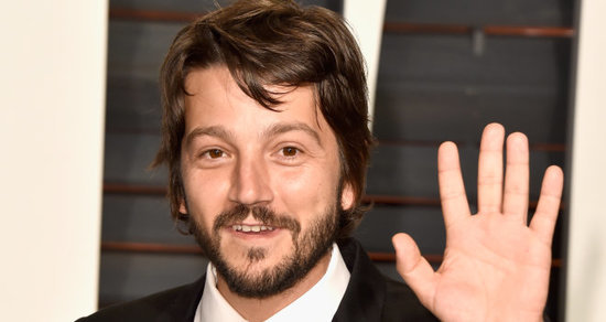 'Star Wars: Rogue One' Adds Diego Luna as Rebel Fighter
