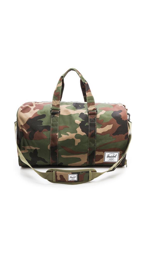 Herschel Camo Weekend Bag