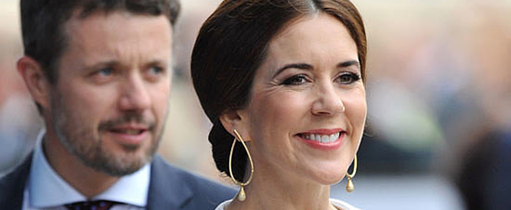 Princess Mary's Beauty Look Has Always Been Polished and Pretty