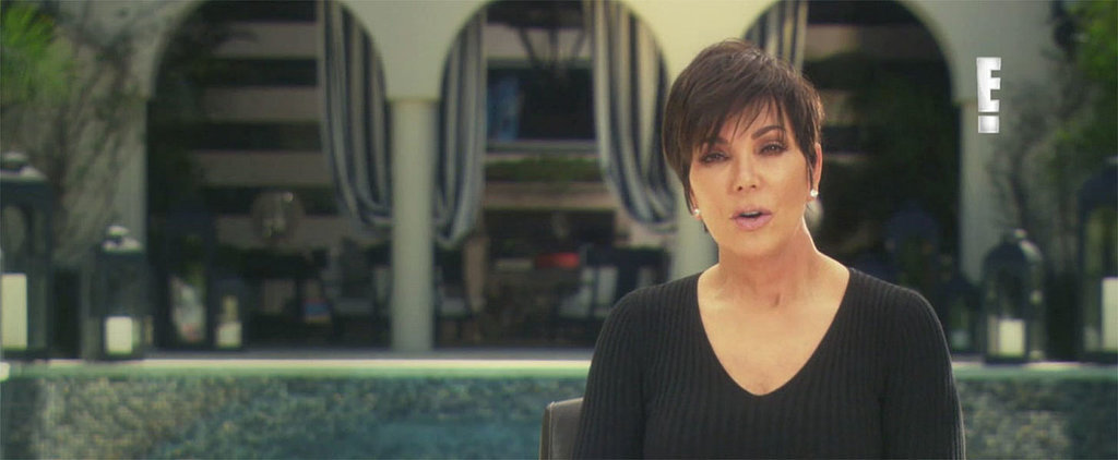 """Kris Jenner Opens Up About Bruce: We Were a """"Match Made in Heaven"""""""