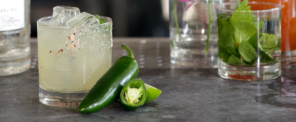 The Skinniest Margarita in Los Angeles!