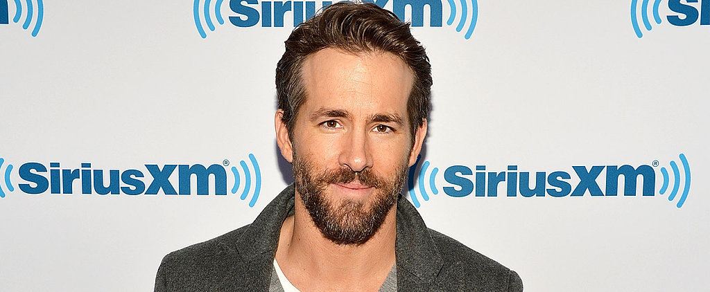 Did Ryan Reynolds Just Share the First Photo of Baby James?!