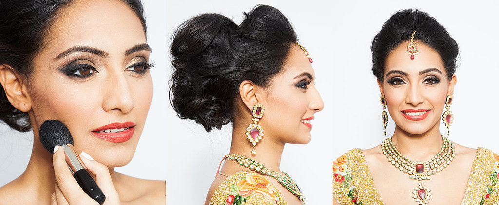 The Gorgeous Makeup Look Perfect For Any Desi Bride