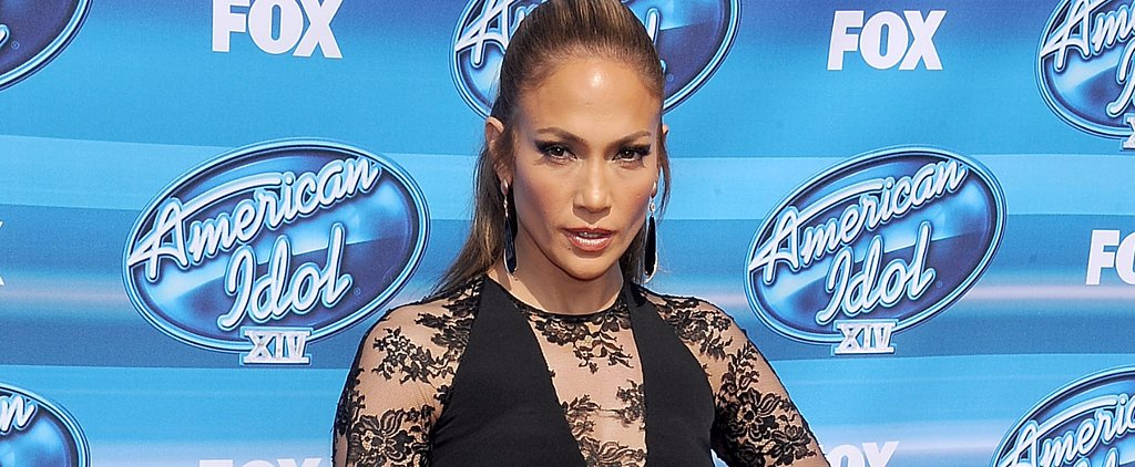 Jennifer Lopez Glows From Head to Toe