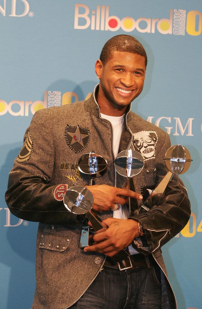 Usher, 2004