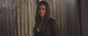 The Vampire Diaries Season Finale Pictures Hint at Elena's Departure