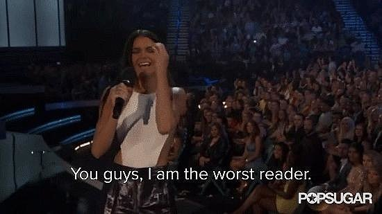 Kendall Jenner Flubbed Her Lines in 2014
