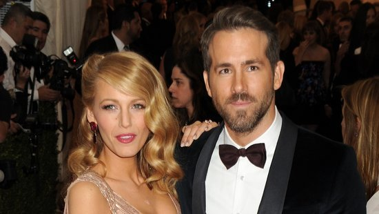 See The First Photo Of Blake Lively & Ryan Reynolds' Daughter!