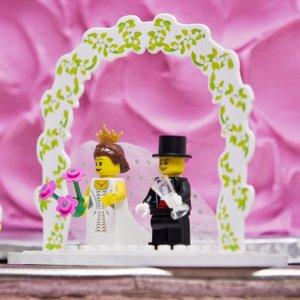 Geeky Lego Wedding