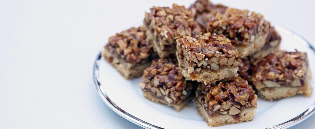 Caramel Nut Bars: Your New Go-To Potluck Treat