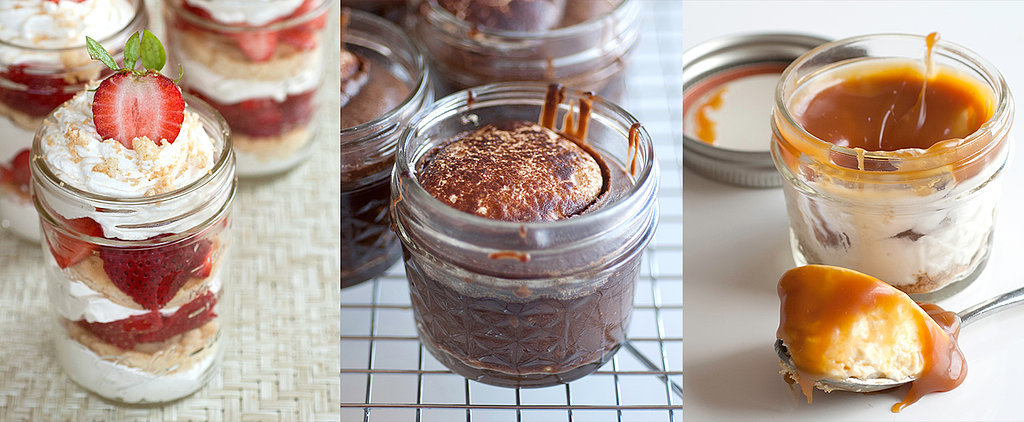 These Mason Jar Desserts Are Made to Travel