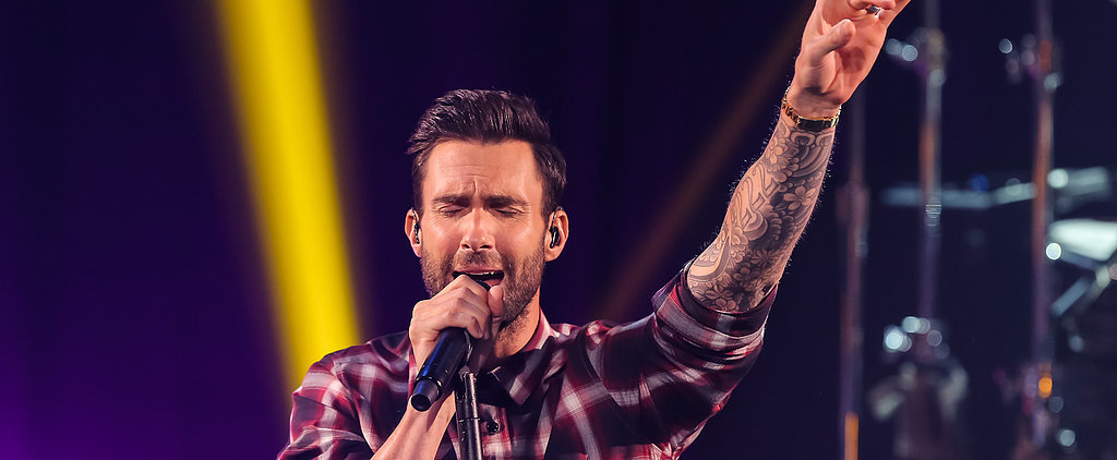 """You'll Want to Put Maroon 5's New Song, """"This Summer's Gonna Hurt Like a Motherf*cker,"""" on Repeat"""