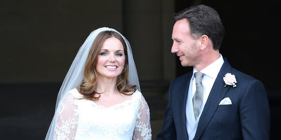 Ginger Spice Got Married!