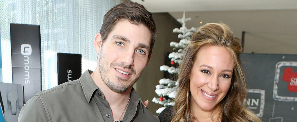 Haylie Duff Shares a Cute Photo of Her Baby Girl and Dog