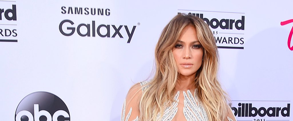 You Need to See Jennifer Lopez's Latest Nearly Naked Look