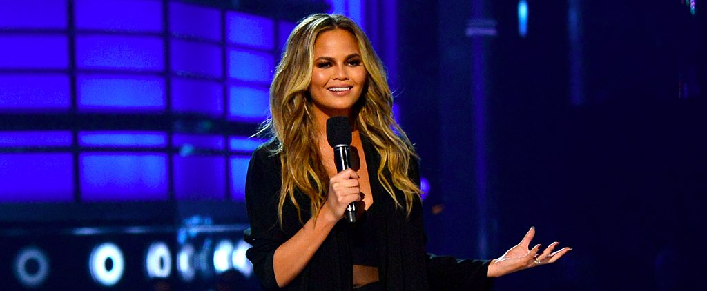 Chrissy Teigen Might Have Been the Most Naked at the Billboard Music Awards