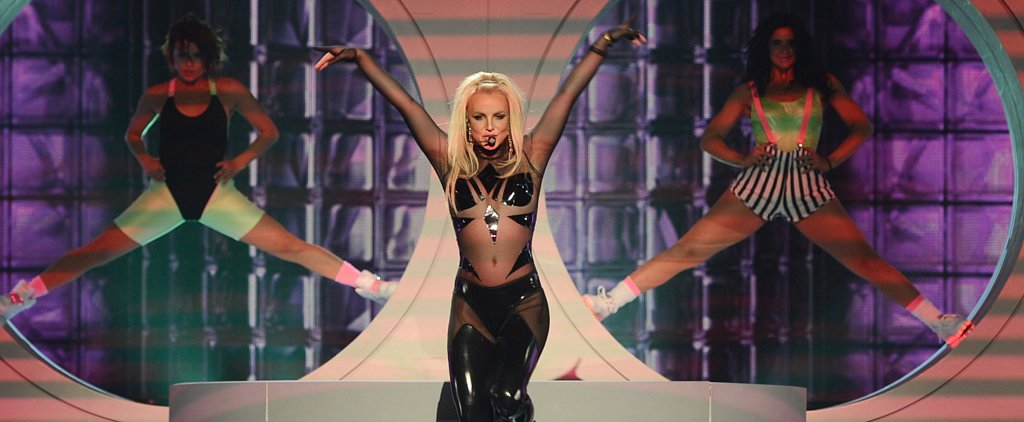 It's the Britney Spears Live Performance You've Been Waiting For
