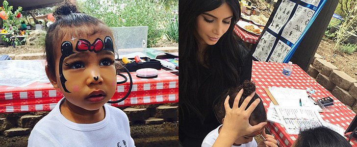 North West Is the World's Cutest Minnie Mouse