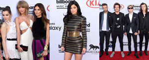 Taylor and Her Girl Gang, One Direction and More: See Every Celeb at the 2015 Billboard Music Awards!