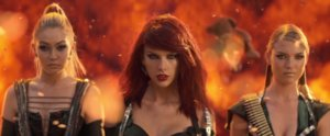 Meet Taylor Swift's Devilish Alter Ego With Red Hair