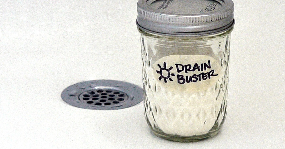 Homemade Drain Cleaner Popsugar Australia Smart Living