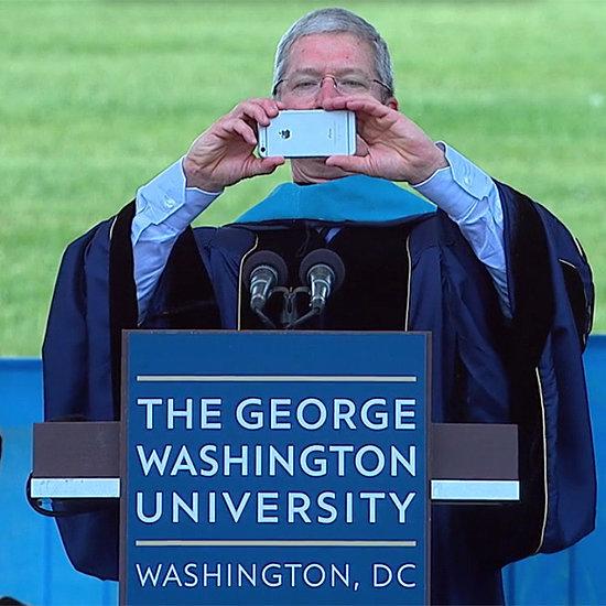 Tim Cook's Graduation Speech at George Washington University