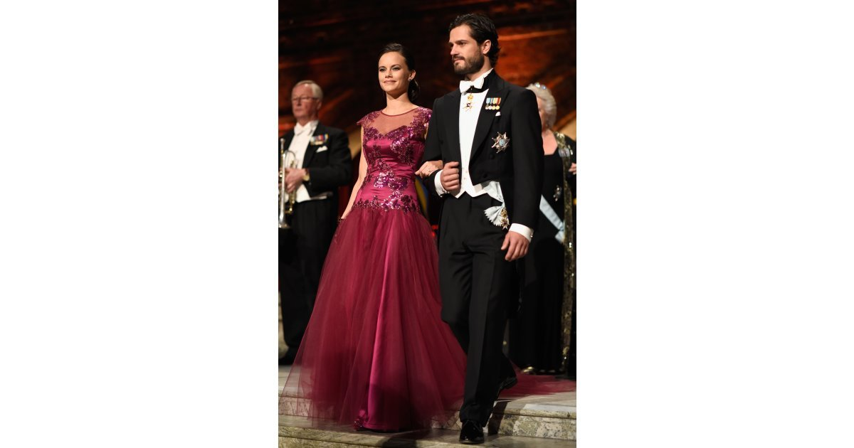 Royal couple in Stockholm. Part 2 42