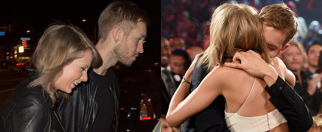 Taylor Swift and Calvin Harris Already Have Some Supercute Couple Moments