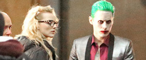 Suicide Squad: Jared Leto Looks Positively Ghoulish as the Joker