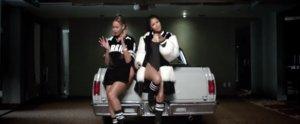 "See All the Best Looks From Beyoncé and Nicki Minaj's ""Feeling Myself"" Video"