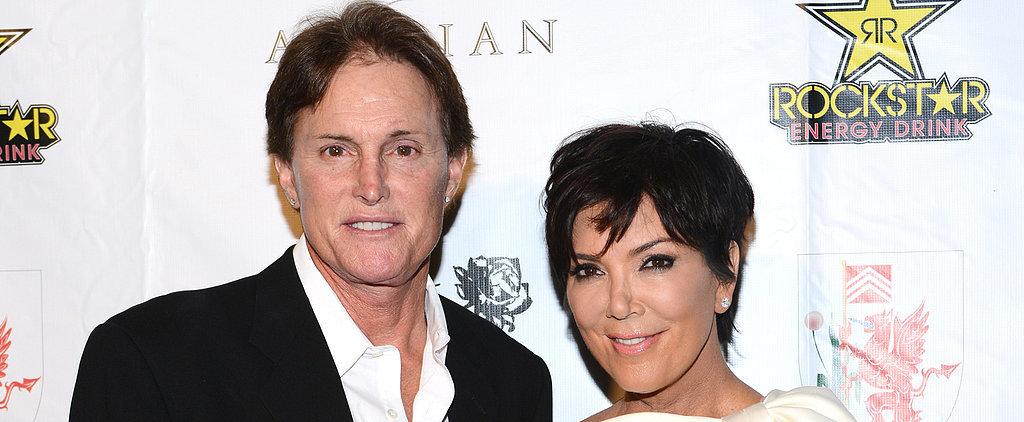 Kris Jenner Says She's Mourning Bruce Jenner