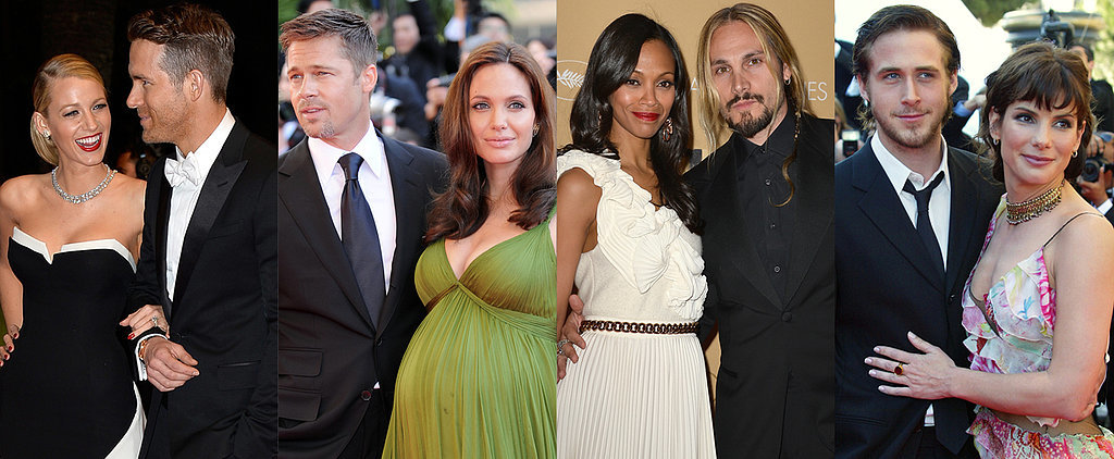 L'Amour! The Hottest Cannes Couples Past and Present